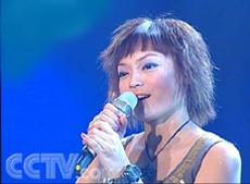 青歌赛通俗唱法决赛选手:杨希