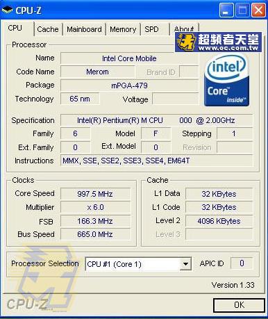 Intel双核心Mobile CPU Merom架构解析