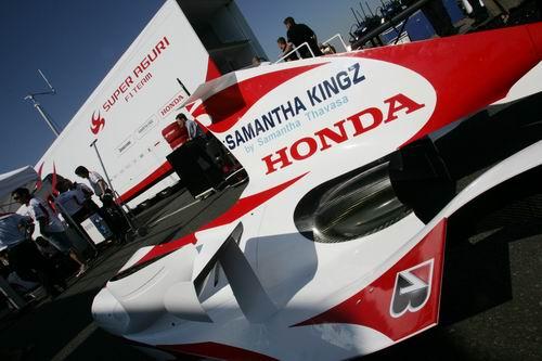 超级亚久里发布新车SA06 德国大奖赛将初试锋芒