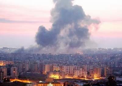 以不排除全面入侵可能 投23吨炸弹轰真主党碉堡