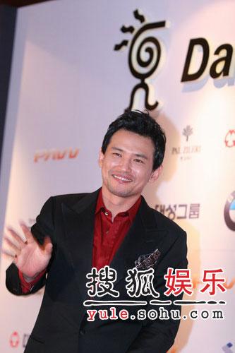 第43届大钟奖图片 最佳男主角提名黄正民