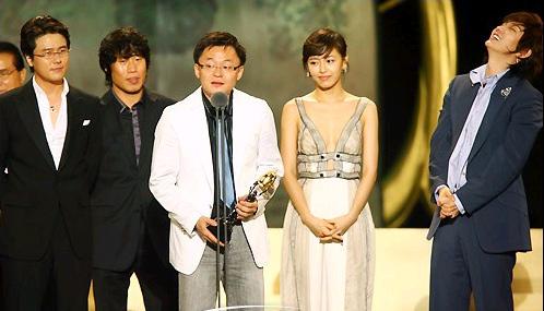 《王的男人》获得完胜 夺取最佳影片