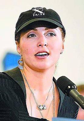 伊朗裔美国女富翁成首位太空女游客
