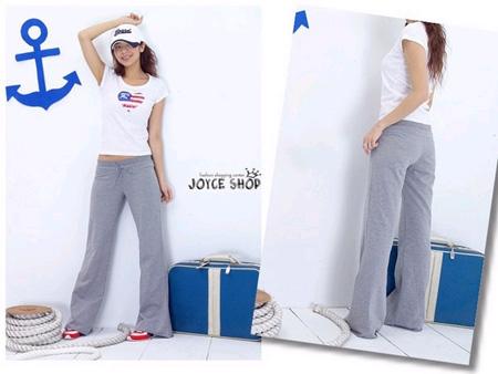 服装:肥腿裤的舒适和苗条(4款)