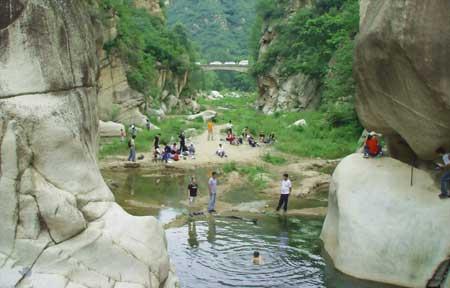 [058号]延庆县大庄科乡香屯村:千亩板栗