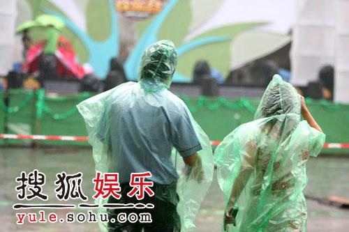 图:欢乐谷现场 - 笔迷雨中等待4