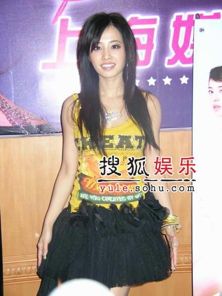 《舞娘》风潮席卷上海 蔡依林来沪宣传新专辑