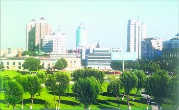 河北省唐山市六成居民生活在城市