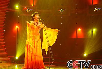 青歌赛民族唱法决赛选手:王喆