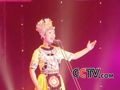 青歌赛民族唱法决赛选手:马冰冰