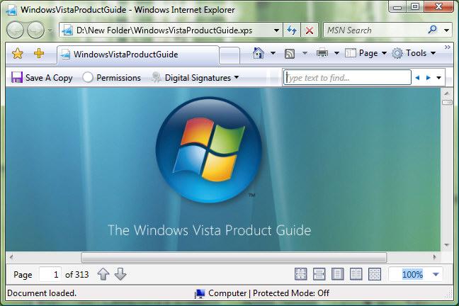 无微不至 体验Windows Vista系统应用程序