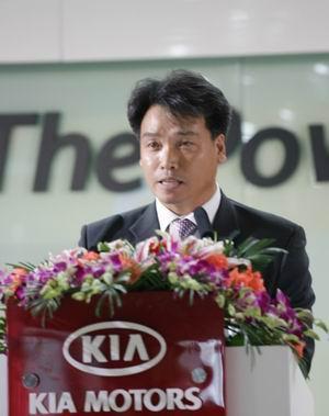 郑畅镐:起亚第二工厂明年10月开工