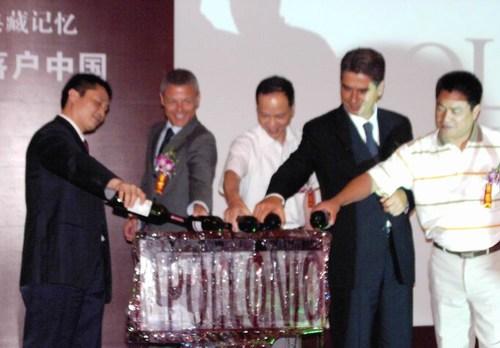 意大利百年葡萄酒品牌Apollonio落户中国