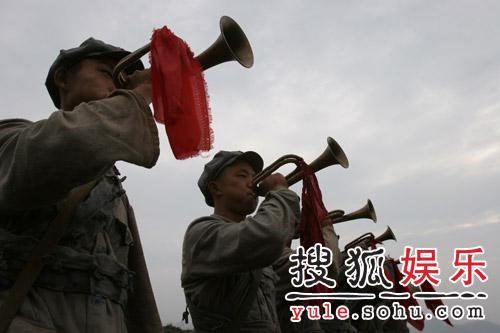 电视剧《雄关漫道》精美战争剧照-6