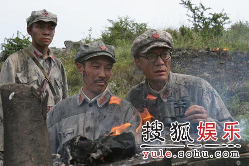 电视剧《雄关漫道》精美战争剧照-12