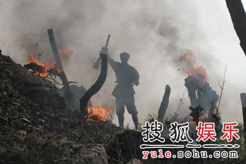 电视剧《雄关漫道》精美战争剧照-17