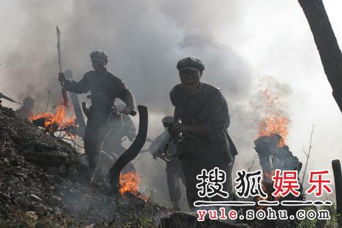 电视剧《雄关漫道》精美战争剧照-18