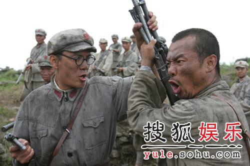 电视剧《雄关漫道》精美战争剧照-24