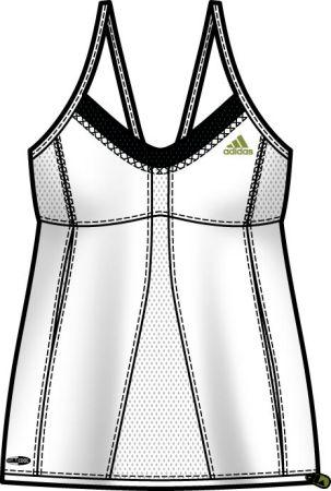 阿迪达斯网球服装:女子动感青春系列(四)