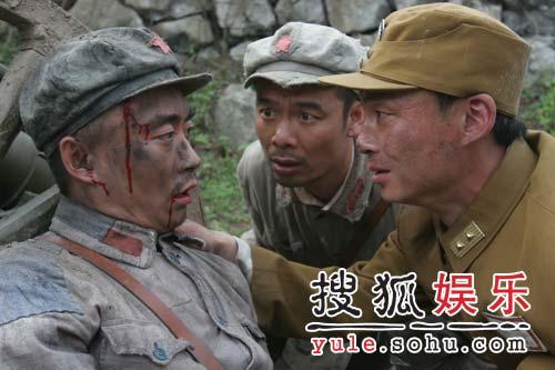 电视剧《雄关漫道》精美战争剧照-39
