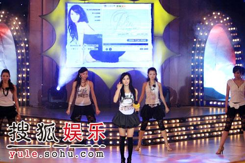 图:蔡依林线上音乐会写真(6)