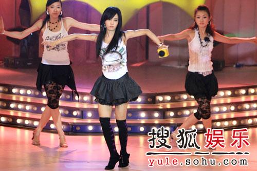 图:蔡依林线上音乐会写真(7)