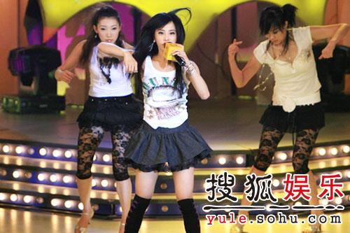 图:蔡依林线上音乐会写真(8)