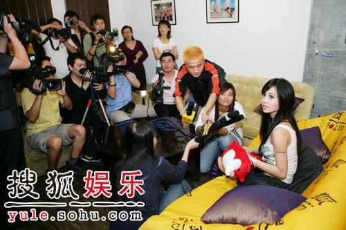 图:蔡依林线上音乐会写真(12)