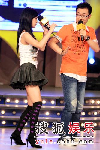 图:蔡依林线上音乐会写真(19)