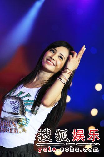 图:蔡依林线上音乐会写真(20)
