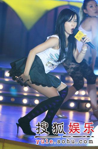 图:蔡依林线上音乐会写真(22)