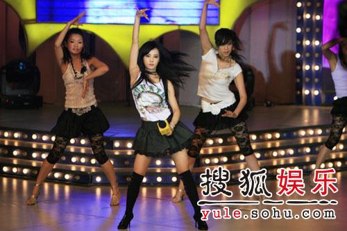 图:蔡依林线上音乐会写真(23)