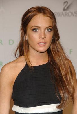 好莱坞女星林赛-罗翰病倒片场 两年四入医院