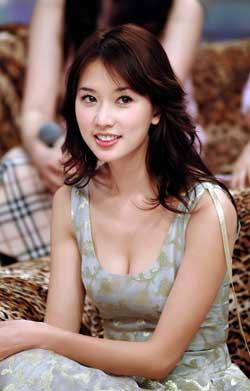 中秋晚会林志玲未必是主持人 可能上演服装秀