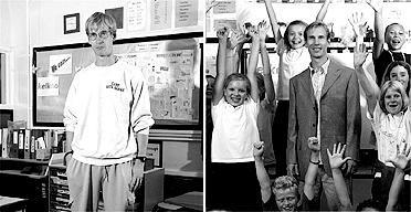 小学生对老师穿着也挑剔 英国最差着装教师出炉