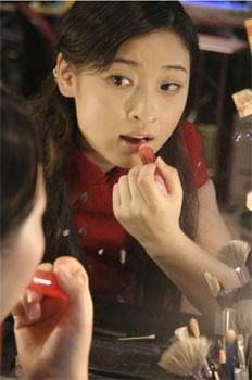 北京师范大学参赛选手:高露露