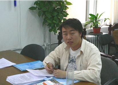 北京师范大学参赛选手:高升
