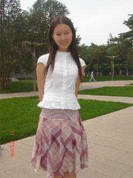 北京师范大学参赛选手:李鑫