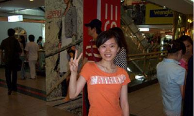 北京师范大学参赛选手:罗洁