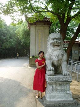 北京师范大学参赛选手:孙小青