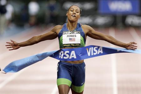 不堪禁药调查 琼斯宣布北京奥运后退出国际田坛
