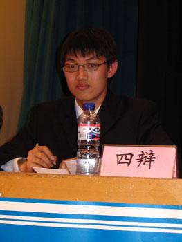东北大学参赛选手:徐宝强