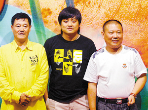 赵本山新片为尸体化妆 9月将赴重庆拍戏(组图)