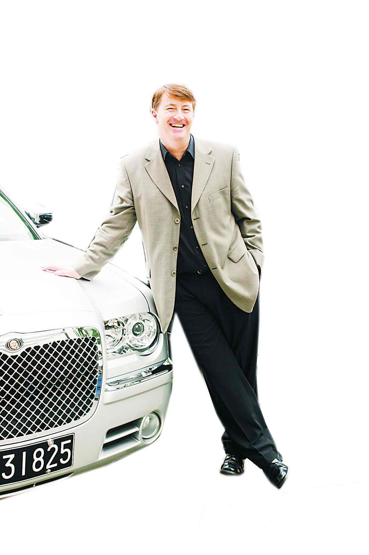 克莱斯勒   (中国)汽车销售有限公司总裁艾思孟,现下恐怕就正高清图片