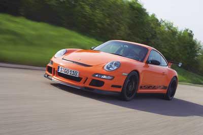 玩的就是刺激--保时捷911 GT3 RS