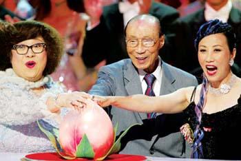 央视被传收购香港TVB 邵逸夫子女无意接掌(图)