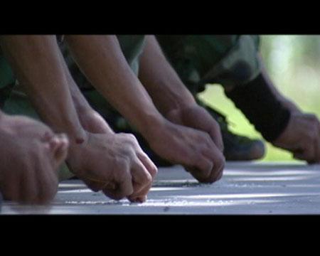 黄和平:从猎人学校归来的特种兵