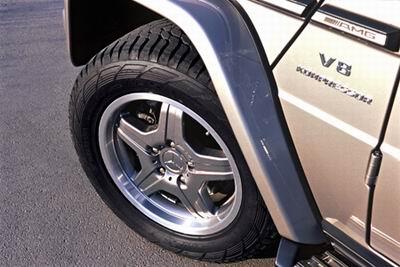 梅赛德斯 G-Class AMG 马力更加强劲(图)