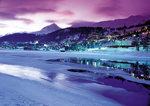 沙木尼--第一届冬奥会的举办地