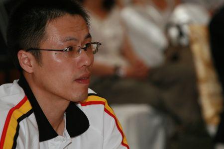 搜狐体育中心总监敖铭致辞:喜欢搜狐就设为首页